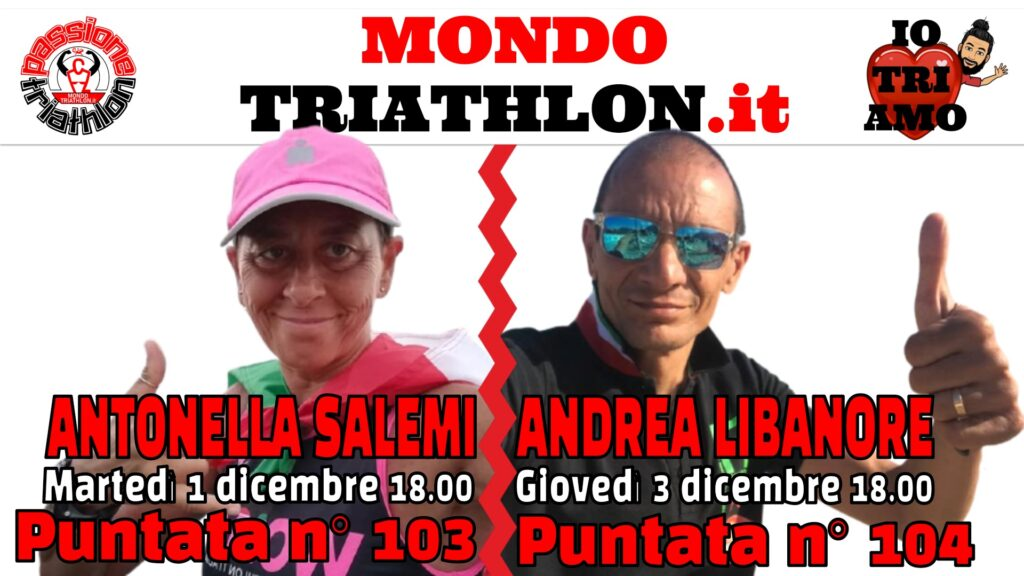 Copertina Passione Triathlon 1 e 2 dicembre 2020