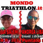 Passione Triathlon Protagonisti 1 e 3 dicembre 2020