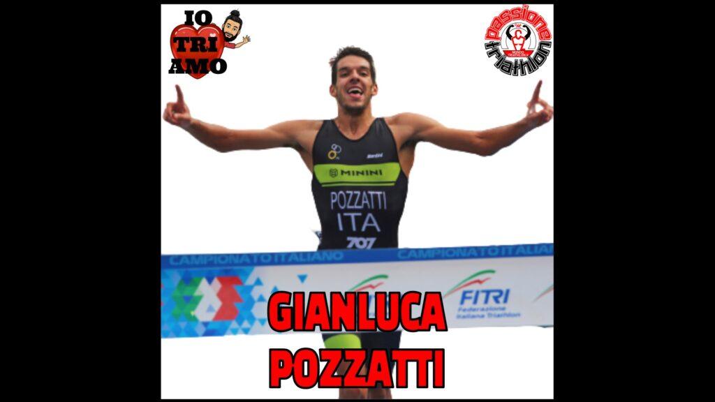Gianluca Pozzatti Passione Triathlon n° 102
