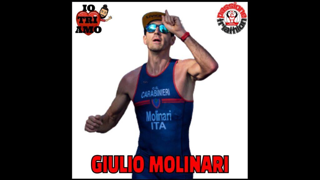 Giulio Molinari Passione Triathlon n° 99