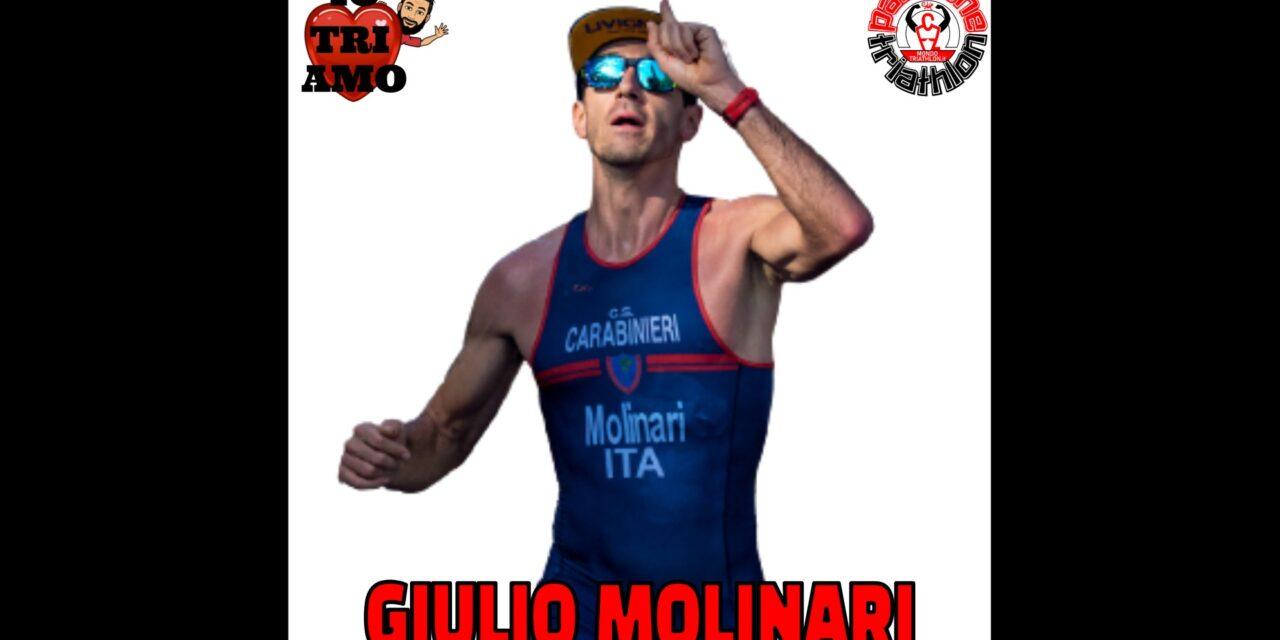 Giulio Molinari – Passione Triathlon n° 99