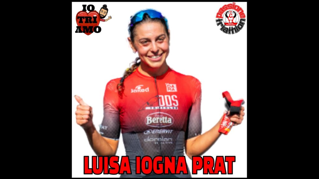 Luisa Iogna Prat Passione Triathlon n° 96