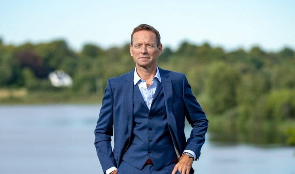 Mads Freund, Presidente Federazione Danese Triathlon e candidato alla carica di Presidente del World Triathlon