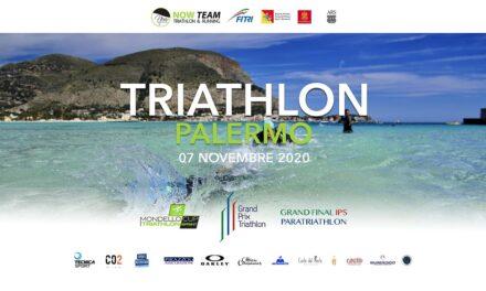 Nuovo DPCM, la FITri annulla il triathlon a Mondello