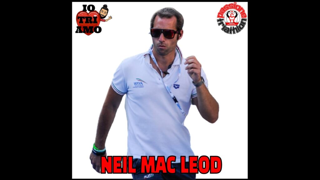 Neil Mac Leod Passione Triathlon n° 95