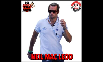 Neil Mac Leod – Passione Triathlon n° 95