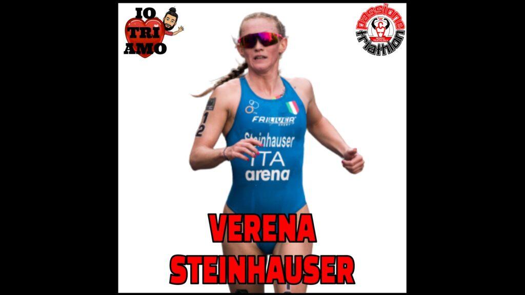 Verena Steinhauser Passione Triathlon n° 101