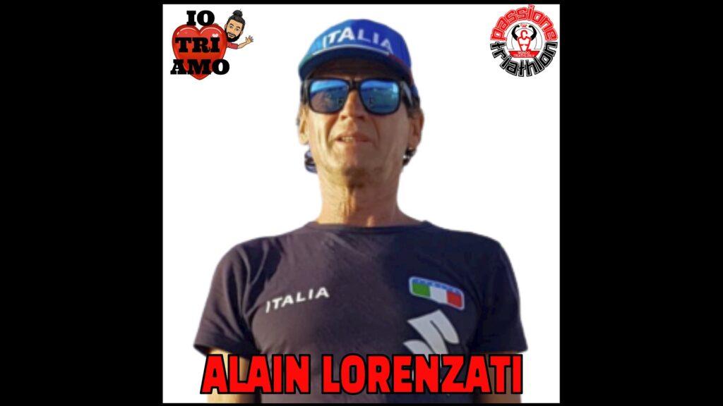 Alain Lorenzati Passione Triathlon n° 105