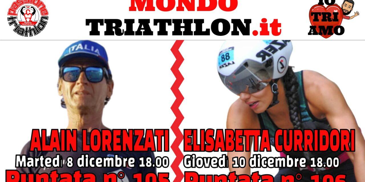 Passione Triathlon Protagonisti 8 e 10 dicembre 2020