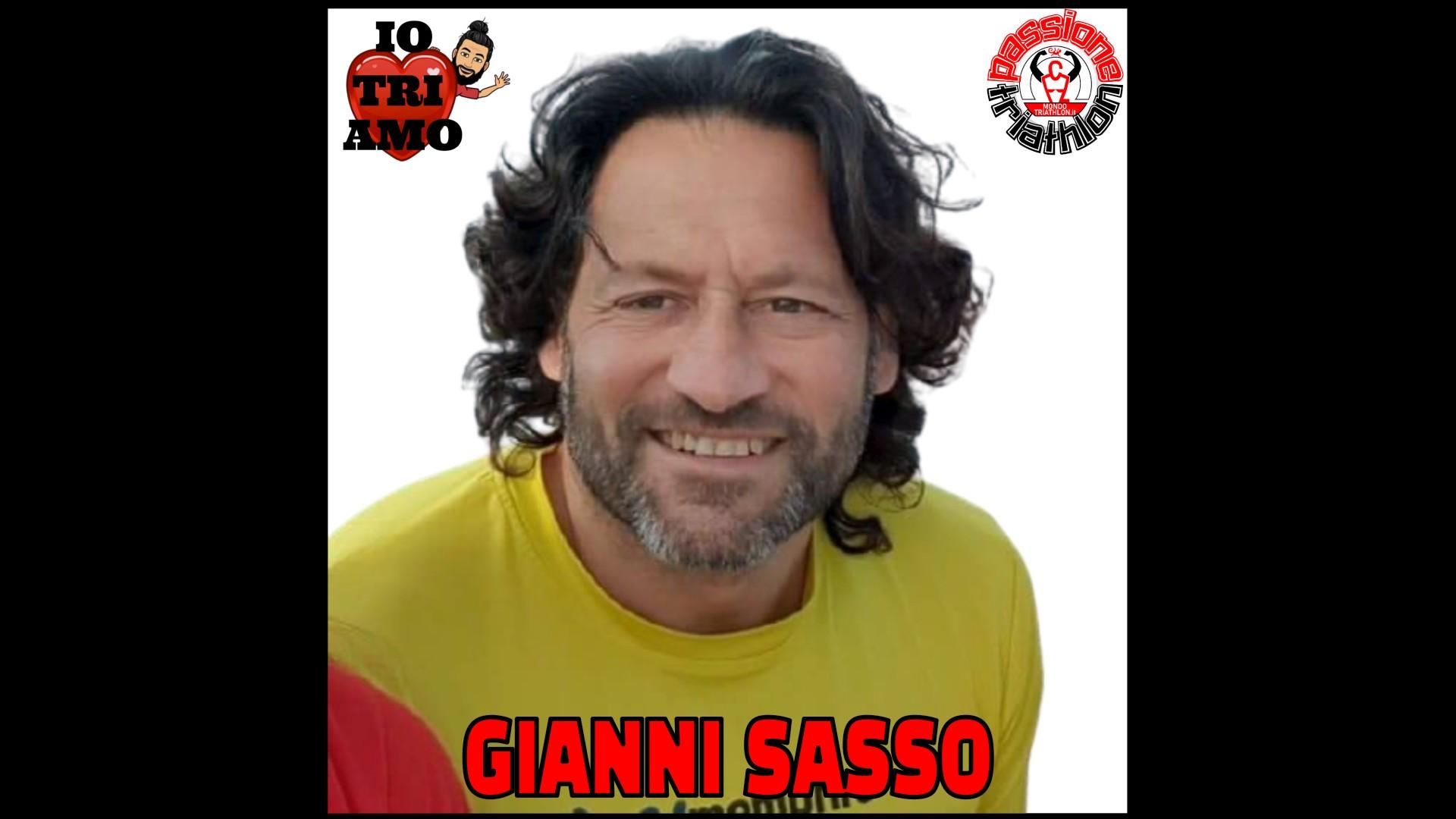 Gianni Sasso – Passione Triathlon n° 107