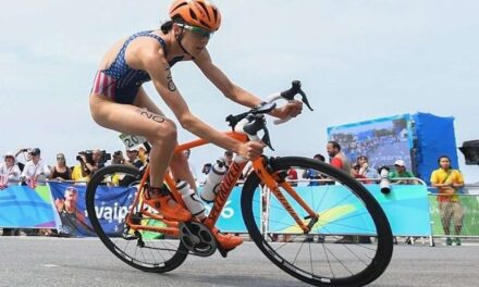 Rubata la Specialized che la campionessa olimpica Gwen Jorgensen utilizzò a Rio 2016!
