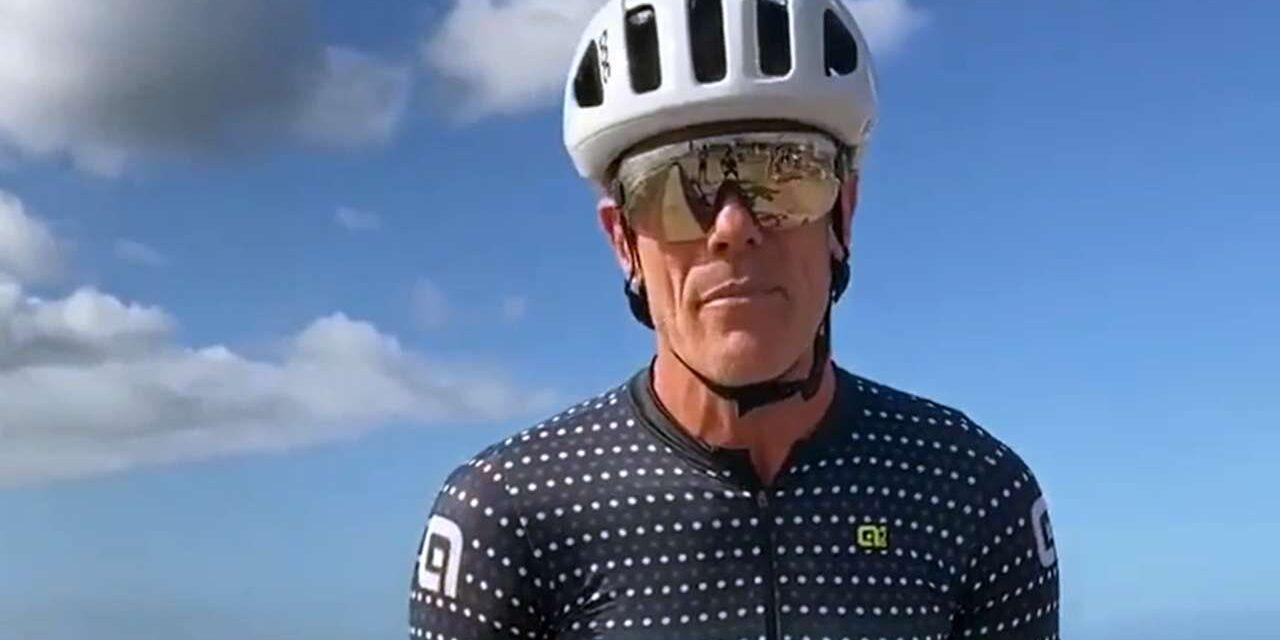 Mario Cipollini supporta l'Anfi Challenge Mogan Gran Canaria