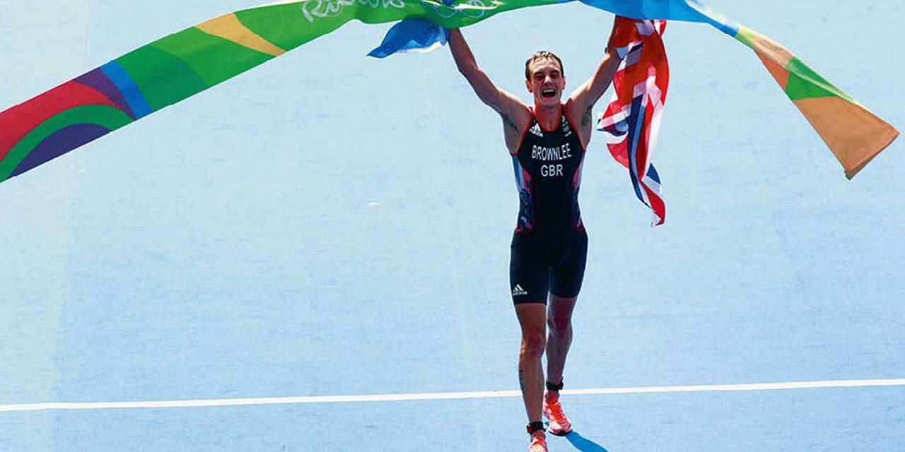 Alistair Brownlee: «Dopo Tokyo mi dedicherò solo al triathlon long distance»