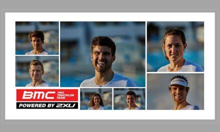 Ecco la squadra 2021 del BMC Pro Triathlon Team powered by 2XU