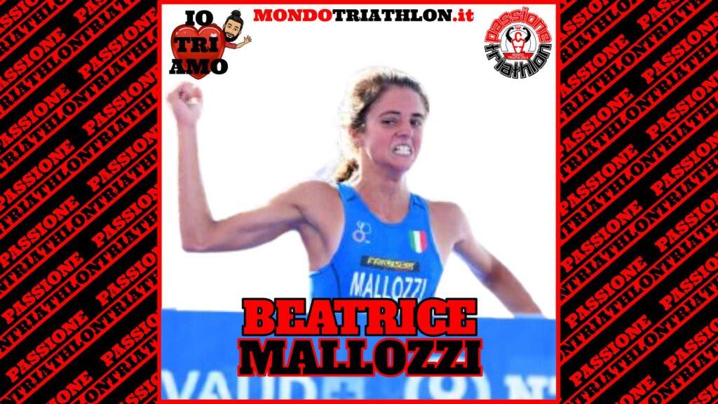 Beatrice Mallozzi Passione Triathlon n° 112
