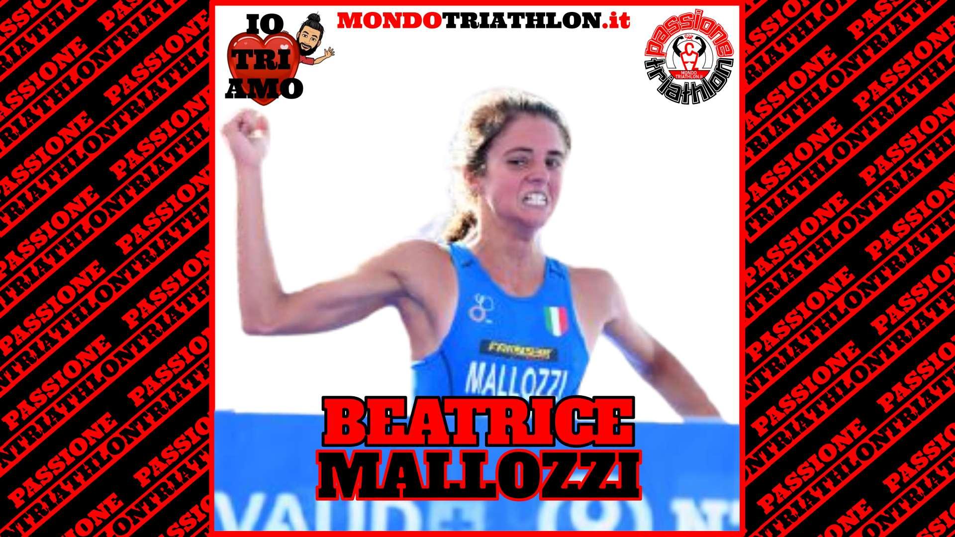 Beatrice Mallozzi – Passione Triathlon n° 112