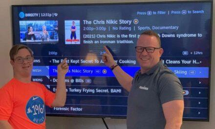 "Chris Nikic vola a Kona! Rivediamo la 1^ puntata di ""Anything is possible"""