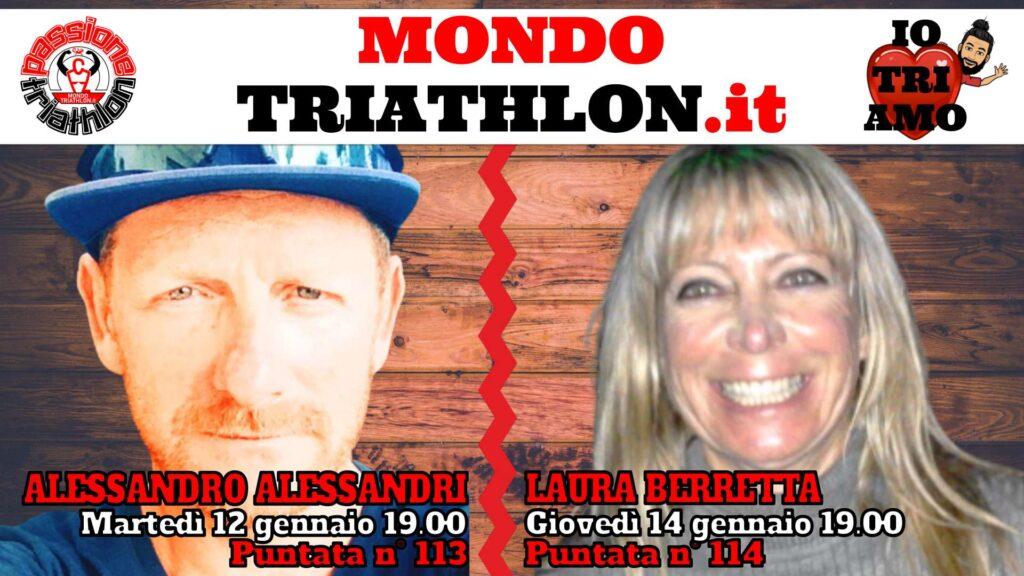 Copertina Passione Triathlon 12 e 14 gennaio 2021