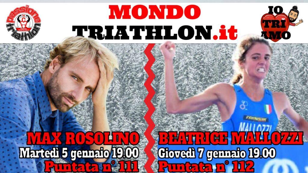 Copertina Passione Triathlon 5 e 7 gennaio 2021