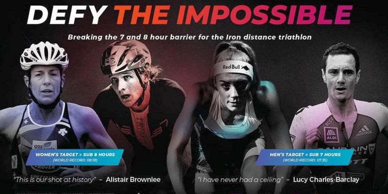Una incredibile sfida per 4 grandi triatleti: Pho3nix SUB7 e Pho3nix SUB8