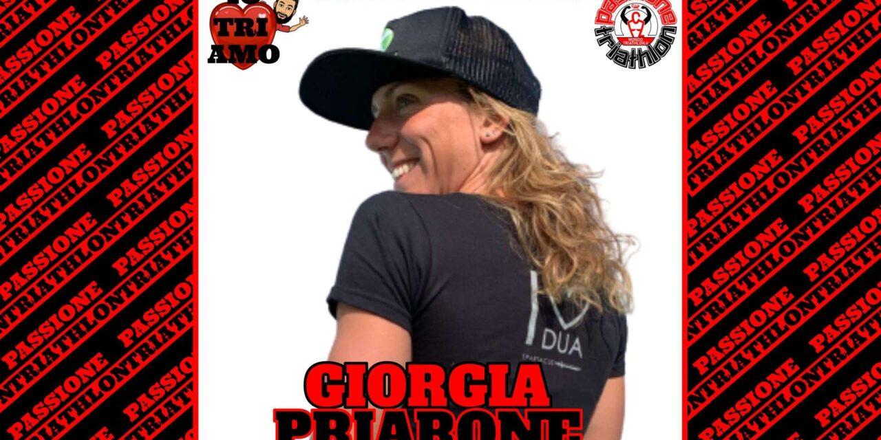 Giorgia Priarone – Passione Triathlon n° 118