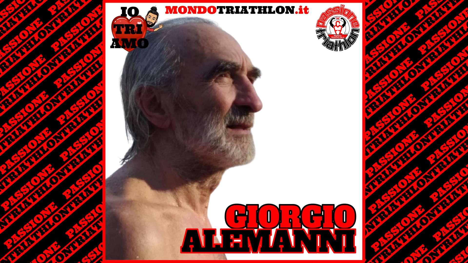 Giorgio Alemanni – Passione Triathlon n° 117