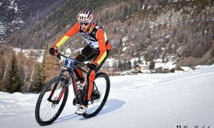 I partenti del Gran Paradiso Winter Triathlon di Cogne, Tricolore a Squadre