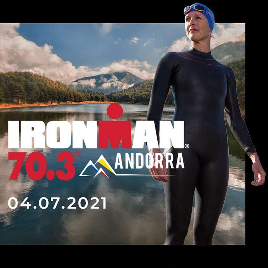 Ironman 70.3 Andorra 4 luglio 2021