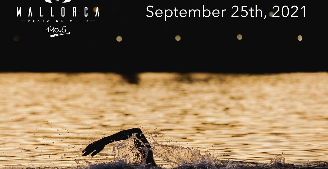 Il Mallorca 140.6 Triathlon limita a 600 partecipanti l'edizione 2021