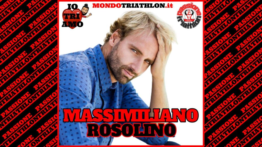 Massimiliano Rosolino Passione Triathlon n° 111