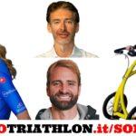 Sabato 23 gennaio 2021 il Record per il Triathlon Solidale con Carlo Calcagni, Justine Mattera, Massimiliano Rosolino, Riccardo Pittis…