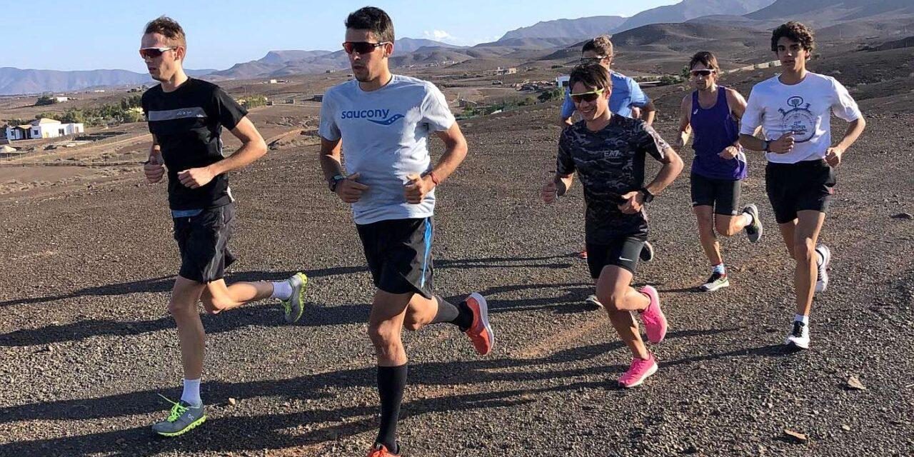 Azzurri e Olimpiadi: inizio qualifica e camp a Fuerteventura