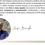Il programma del candidato Presidente FITri Luigi Bianchi