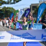Tauranga Half, triathlon medio ad Adam e Smith, ma che spettacolo Cameron Brown!