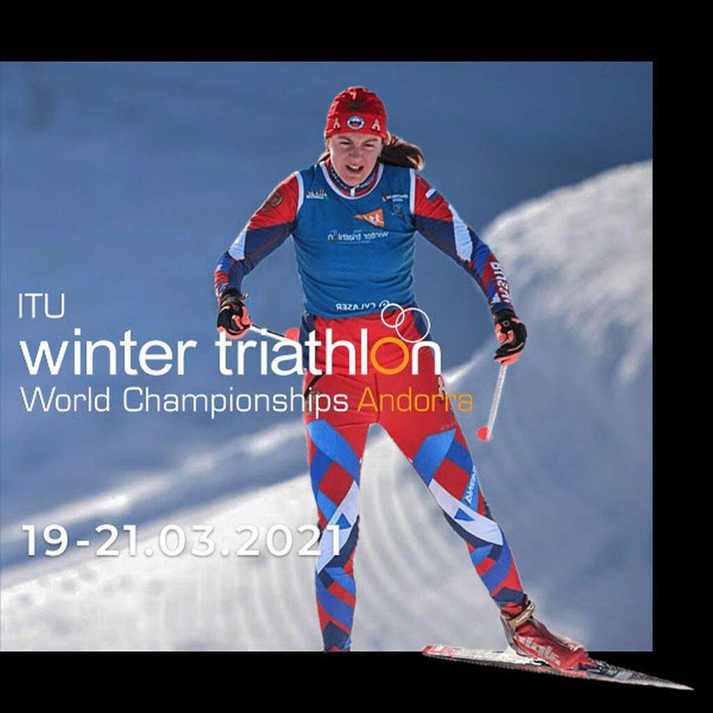 Mondiale Winter Triathlon 2021 ad Andorra
