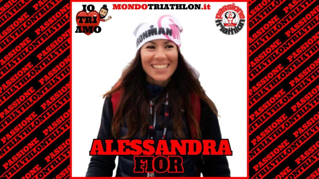 Alessandra Fior Passione Triathlon n° 122