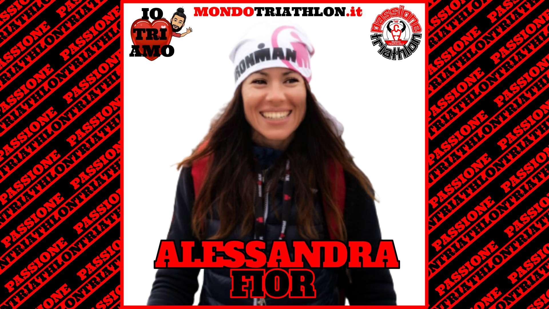 Alessandra Fior – Passione Triathlon n° 122
