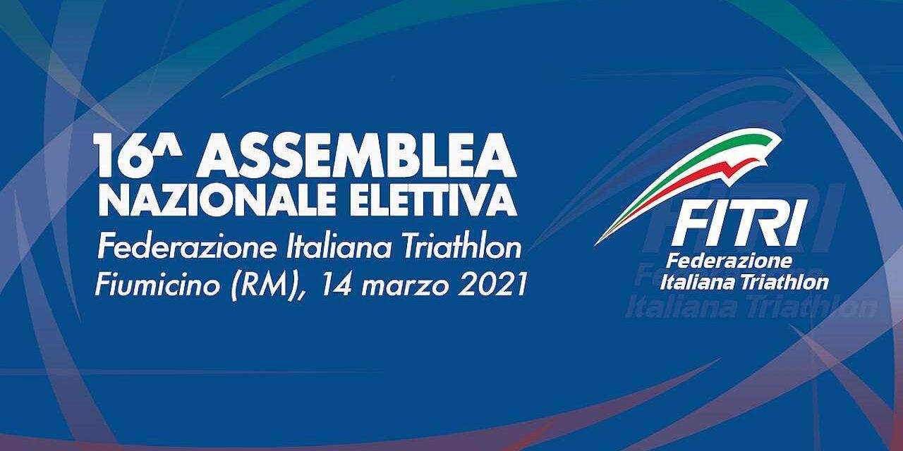 Nuovi Comitati Regionali della Federazione Italiana Triathlon, l'elenco di tutti gli eletti