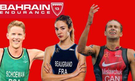 Tre novità nel team Bahrain Endurance 13