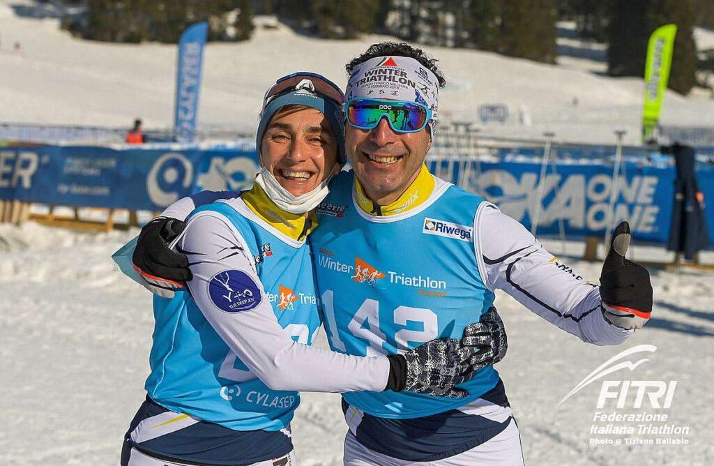 Campionati Italiani Winter Triathlon 2021 Asiago