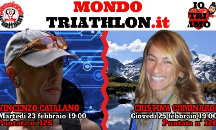 Passione Triathlon Protagonisti 23 e 25 febbraio 2021