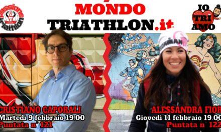 Passione Triathlon Protagonisti 9 e 11 febbraio 2021