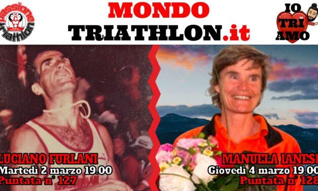 Passione Triathlon Protagonisti 2 e 4 marzo 2021