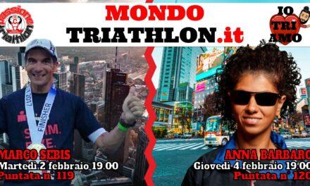 Passione Triathlon Protagonisti 2 e 4 febbraio 2021