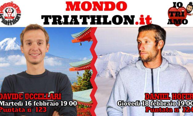 Passione Triathlon Protagonisti 16 e 18 febbraio 2021