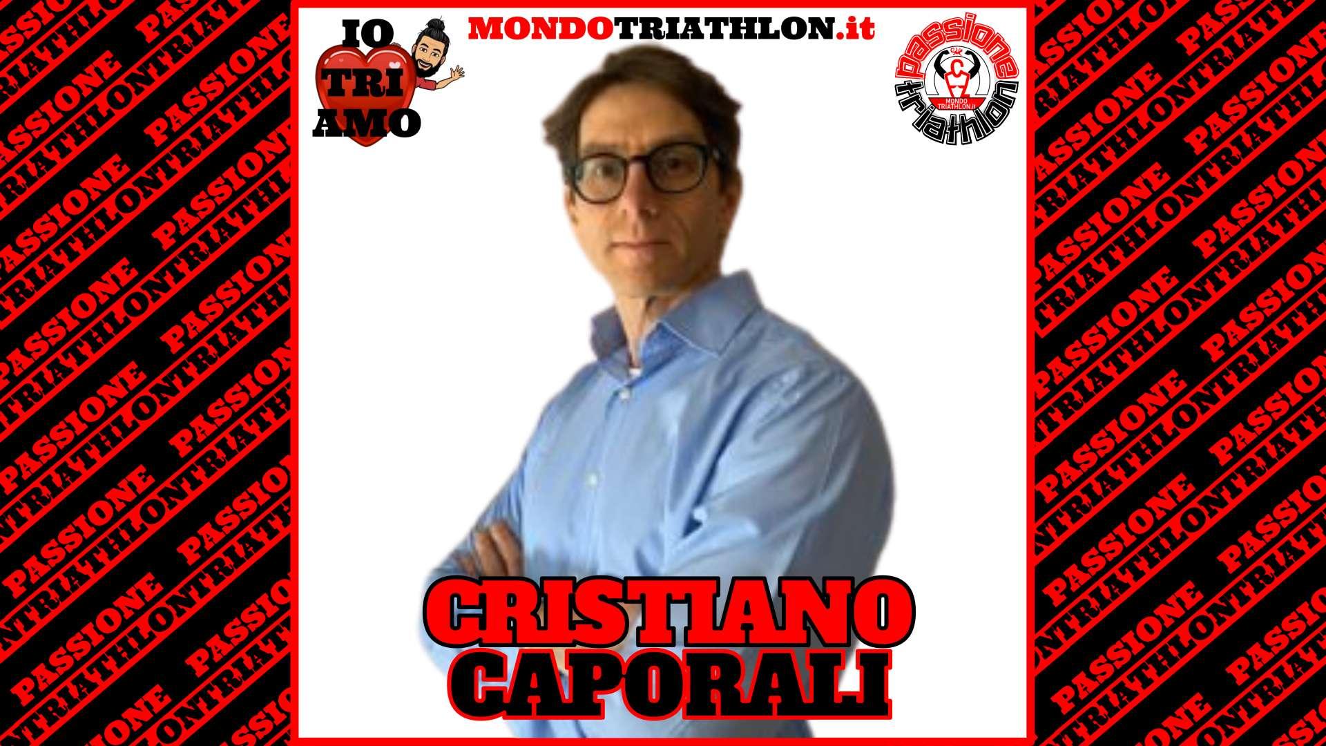 Cristiano Caporali – Passione Triathlon n° 121