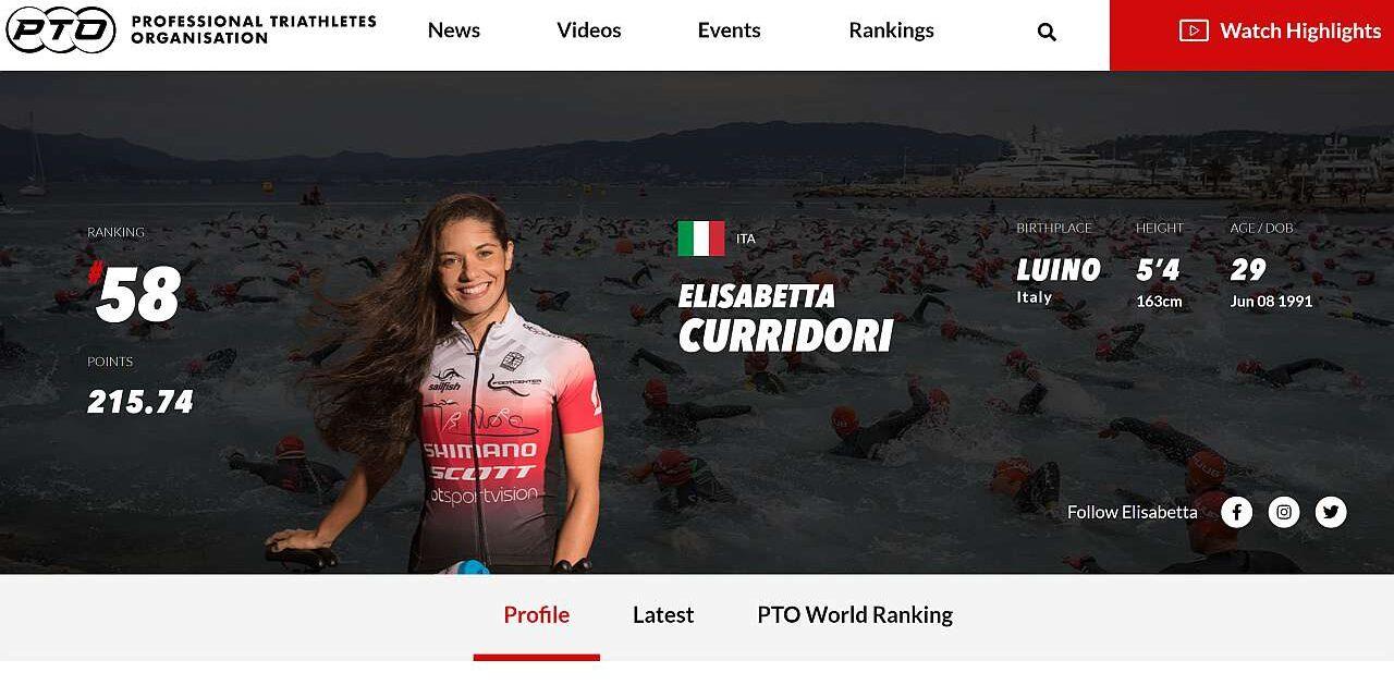 Anche Elisabetta Curridori al Challenge Miami!