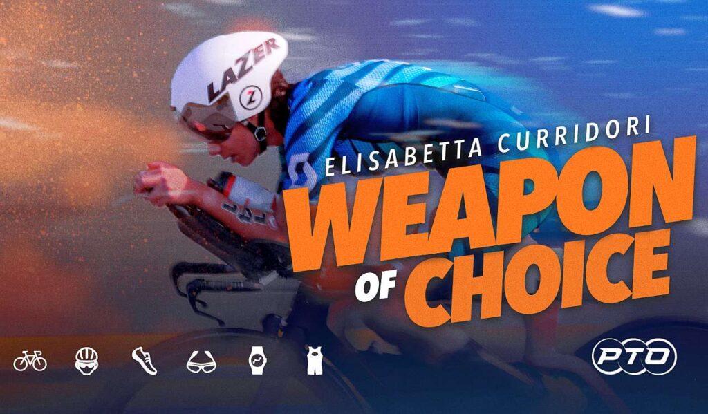 "Elisabetta Curridori ""Weapon of Choice"""