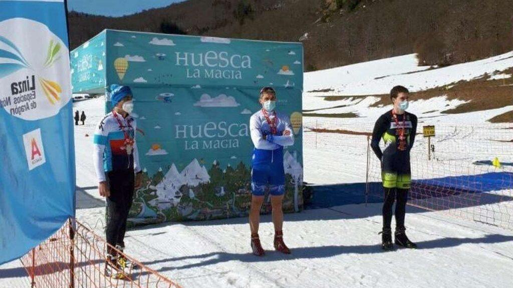Eneko Llanos 2° ai Campionati Spagnoli di Winter Triathlon 2021