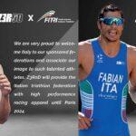 L'azienda francese Z3R0D nuovo sponsor della Federazione Italiana Triathlon